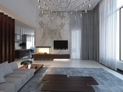 Дизайн интерьера квартир,  домов,  коттеджей,  кафе,  баров,  ресторанов.